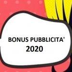 bonus-pubblicita-2020